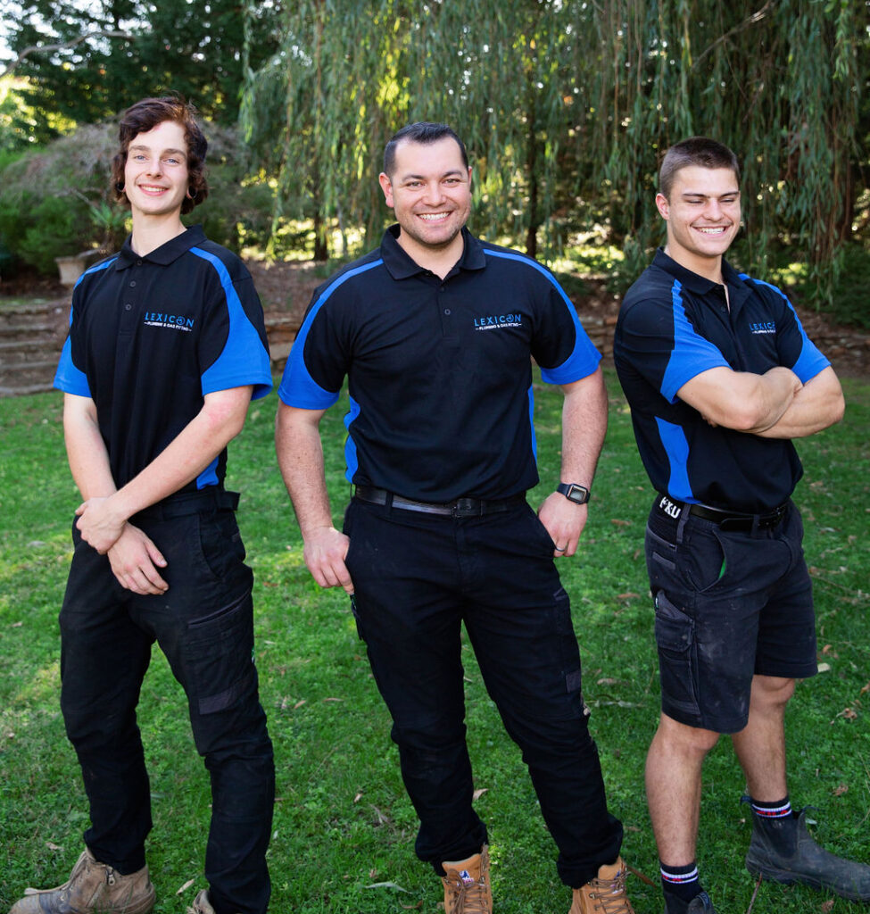 blue mountains plumbers